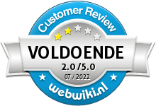 besteluwglas.nl Beoordeling
