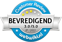 extraeuro.nl Beoordeling