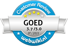 dedartshop.nl Beoordeling