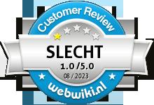 hekwerkwebshop.nl Beoordeling