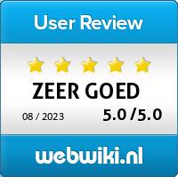 Reviews bij heatdesign.nl