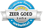 Reviews bij horlogekorting.com